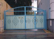 Kovaná brána Č. Lípa