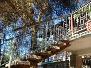 Schodišťové zábradlí (venkovní) - rodinný dům Skalice