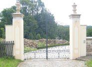 Kovaná brána - Jablonné v Podještědí - 1