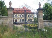 Kovaná brána - Jablonné v Podještědí - 2