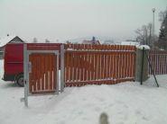 Brána RD Horní Libchava