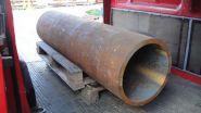 Válec pro svařovací automat (průměr 40 cm, délka 189 cm) - polotovar 1