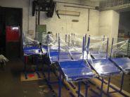 Prezentační stojan - vzorkovníky - hotová výroba 1