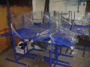Prezentační stojan - vzorkovníky - hotová výroba 2