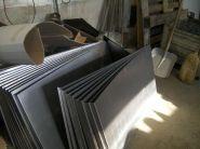 Prezentační stojan - vzorkovníky - proces výroby 3