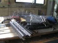 Prezentační stojan - vzorkovníky - proces výroby 4