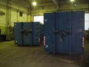 Poškozené kontejnery 1