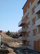 Balkónové zábradlí po opláštění II