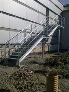 Ustavené schodiště 3