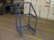 Manipulační vozík pro cívky