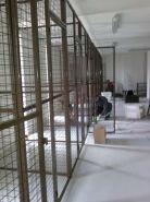 Rekonstrukce plotu - Sloup v Čechách