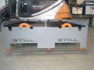 Podstavec - pro 2 trakční baterie - ručně vedené VZV - velký design